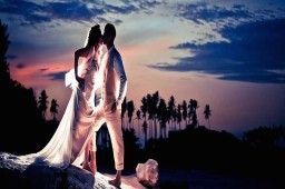 Weddings-Couple-Sunset